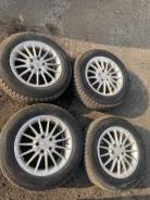 Шины Dunlop 215/60R16 Winter Maxx (зима) на дисках Valbrem 5x112