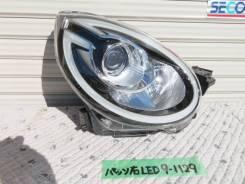 Фара Правая Toyota Passo M700 100-69028 Япония M700A. Идеал 1KRFE