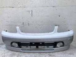 Бампер передний в сборе. Nissan R'nessa N30 SR20DE. В Артёме.