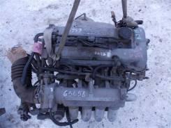 Двигатель Mazda Familia BJ5W ZL 2002