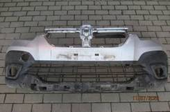 Бампер передний Renault Logan 2