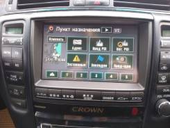 Карты навигации gen4 и русификация Lexus, Toyota Mark II, Mark X, Crown