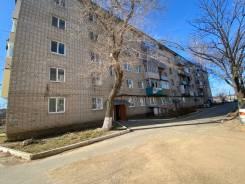 3-комнатная, улица Кирова 21. Ханкайский, агентство, 60,4кв.м. Дом снаружи