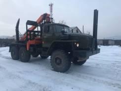 Урал. Продам урал лесовоз, 12 000куб. см., 20 000кг., 6x6