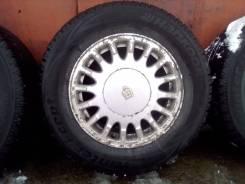 Комплект литья Toyota Crown с резиной в Хабаровске