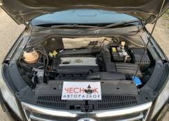 Двигатель двс Volkswagen Tiguan