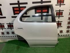 Дверь задняя правая Toyota Cresta 90 цвет 046 #11216