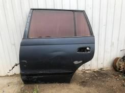 Дверь задняя левая Toyota Caldina Carina E