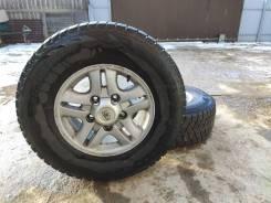 Литье R16 с зимней резиной на Lexus LX 470 / Toyota Land Cruiser 100
