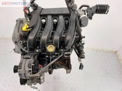 Двигатель Renault Clio 3 2006, 1.4 л, Бензин (K4J 780)