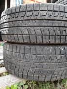 Bridgestone Blizzak Revo2. зимние, без шипов, 2012 год, б/у, износ 5%