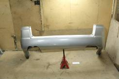 Задний бампер с губой AXIS Autech Stagea M35 PM35 HM35 NM35. WT!