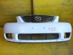 Бампер Mazda MPV LWEW FS 2001г. в.