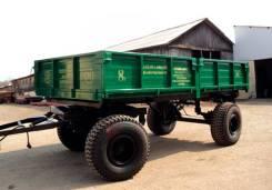 РМЗ 2ПТС-5. Прицеп тракторный 2ПТС, 5 000кг.