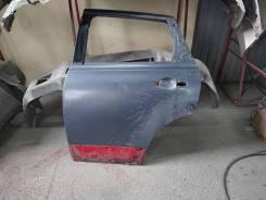 Дверь задняя левая Nissan Qashqai j10