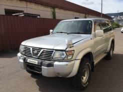 Передняя левая дверь Nissan Safari/Patrol Y61
