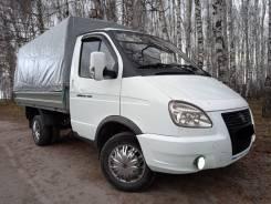ГАЗ ГАЗель. ГАЗ Газель-3302 2011 г #4216 в Новосибирске, 2 400куб. см., 1 500кг., 4x2