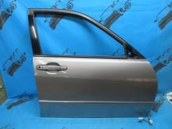 Дверь передняя правая Altezza sxe10 gxe10 jce10