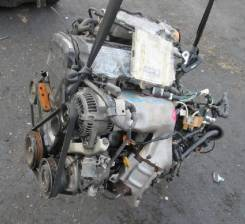 Контрактный двигатель 4s-fe 2wd в сборе