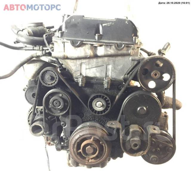 Двигатель Saab 900 1995, 2.0 л, Бензин (B204I)