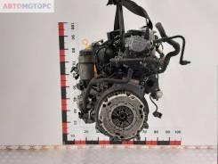 Двигатель Skoda Octavia 1U 2002, 1.9 л, дизель (ALH)