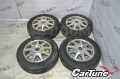 Toyota R15 6JJ ET50 Dunlop Enasave RV504 195/65R15 [Cartune] 7032