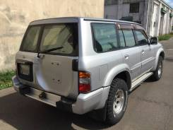 Задняя правая дверь Nissan Safari/Patrol Y61