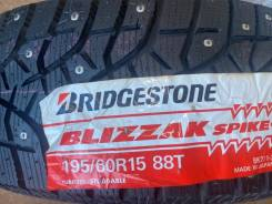 Bridgestone Blizzak Spike-02, 195/60 R15 185/65 R15