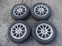 Колеса Schneder зима износ 5% Bridgestone Blizzak Revo GZ 215/60R16