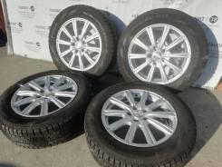 Комплект литых дисков Weds Joker на шинах Pirelli 225/60R17