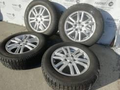Комплект литых дисков Sibillaна шинах Toyo 195/65R15
