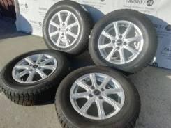 Комплект дисков Balminum на шинах Bridgestone 185/70R14