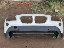 Бампер передний BMW X1 E84 бмв Х1 2009-2012