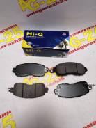 Колодки тормозные дисковые Hi-Q SP1765 [PF-2807]