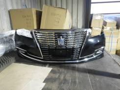 Бампер передний Crown Royal AWS210/AWS211 2015-2018 2-ая Модель