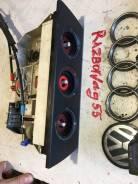 Блок управления отопителя печки Ауди 100с4 4A0819045