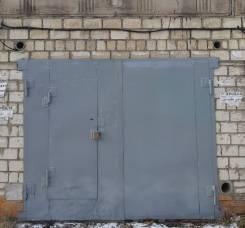 Гараж. улица Кирова 76/2, р-н центральный, 18,0кв.м., электричество, подвал.