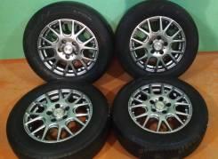 Шикарные Летние Колеса 195/65/15 с литьём Verthandi R15; 5x114,3; 6J