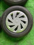 Продам комплект колёс с колпаками