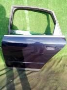 Дверь задняя левая целая в сборе! Audi A4 B6 2.4 Пробег 56,498км