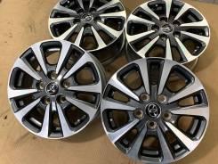 Toyota R15 5*114.3 6j et50 + 195/65R15 Bridgestone Nextry ecopia 2019
