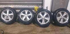 Колеса Goodyear 235/60 R18 Lexus RX 400