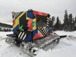 Kassbohrer. Снегоуплотнительная машина