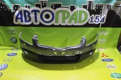 Бампер передний Nissan Qashqai J10 (2006 - 2010) оригинал дефект*
