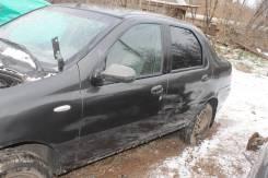 Fiat Albea дверь передняя левая