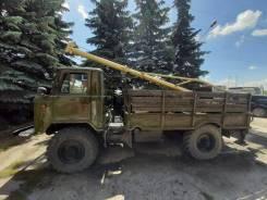 ГАЗ 66. Буровая установка, 4 250куб. см., 5 770кг.