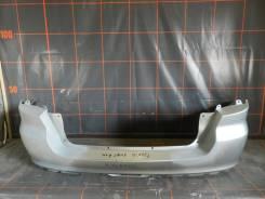 Бампер задний (лифтбек) - Lada Granta (2011-18гг)