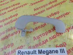 Ручка салона Renault Megane III Renault Megane III 2009, левая задняя