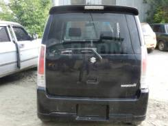Бампер задний Suzuki Wagon R III 2003-2008