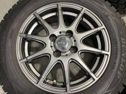 175/65R14 Bridgestone Blizzak Revo GZ + Tiro R14 4*100 5.5j et42